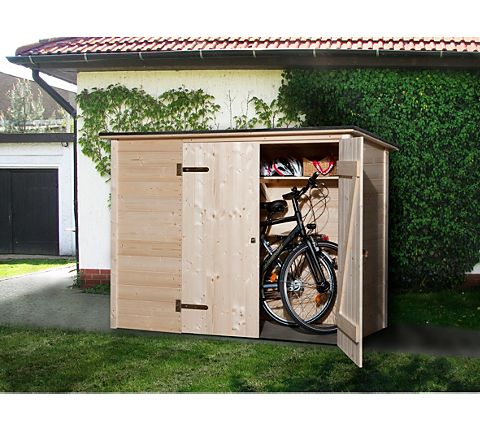 fahrradbox und co schutz f r ihr bike gartenxxl ratgeber. Black Bedroom Furniture Sets. Home Design Ideas