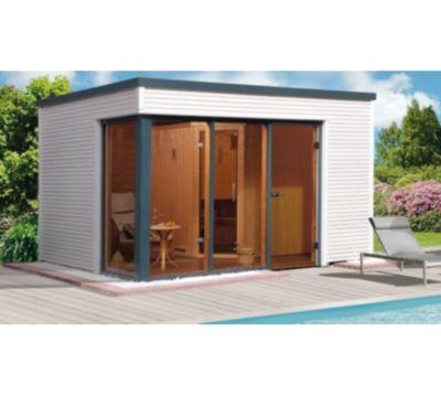 Sauna Im Freien die sauna - wellnesstempel im eigenen garten - gartenxxl ratgeber
