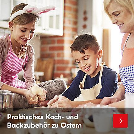 Praktisches Koch- und Backzubehör zu Ostern