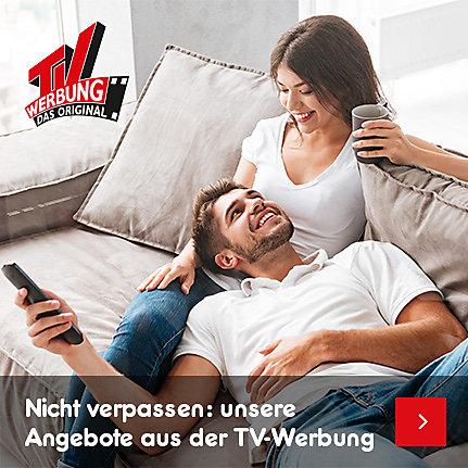 Nicht verpassen: unsere Angebote aus der TV-Werbung