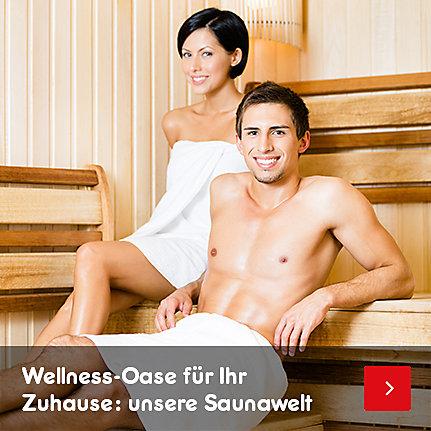 Wellness-Oase für Ihr Zuhause: unsere Saunawelt