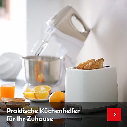 Küchenkleingeräte – praktische Küchenhelfer für Ihr Zuhause