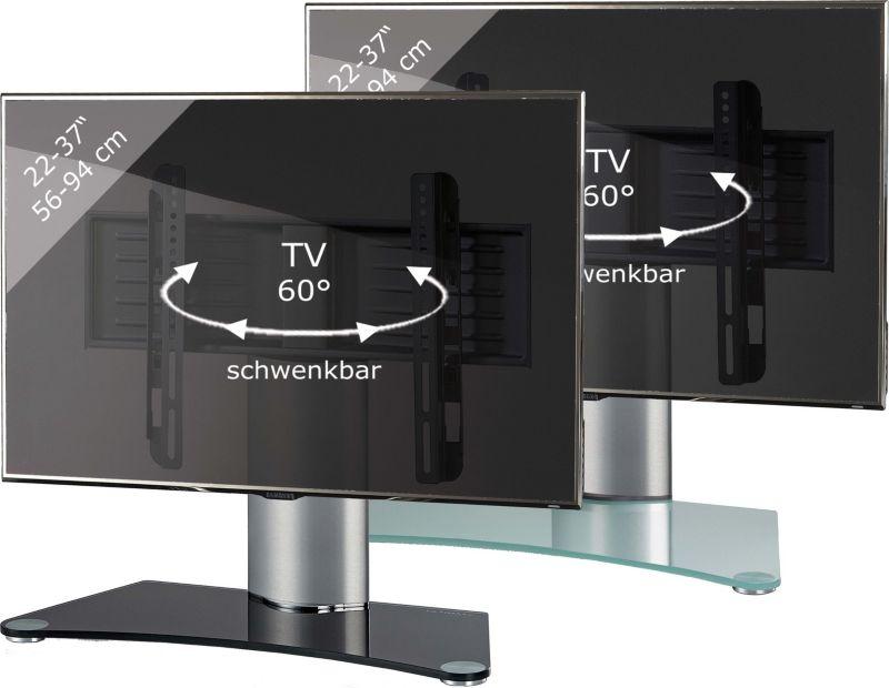 VCM TV-Standfuß Tischfuß TV Fernseh Aufsatz Fuß...