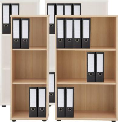 vcm regal b roregal b cherregal aktenregal ordnerregal. Black Bedroom Furniture Sets. Home Design Ideas