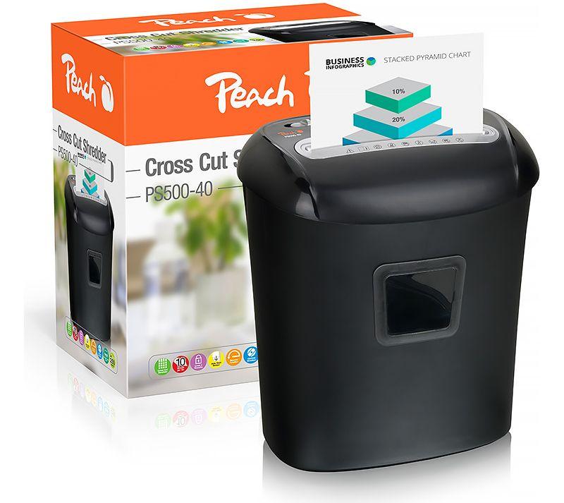 Peach Aktenvernichter - PS500-40