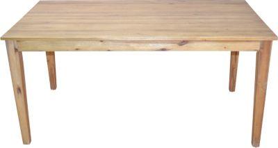 moebel direkt online Massivholz-Esstisch _ 140 cm / 160 cm und 180 cm Breit lieferbar _ Esstisch