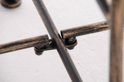 metall eckbank gartenbank lorena baumbank design. Black Bedroom Furniture Sets. Home Design Ideas