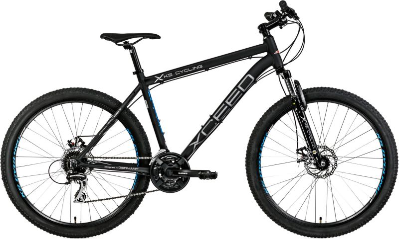 KS Cycling Hardtail Mountainbike 24 Gänge Xceed...