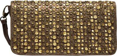 Billy the Kid Addison Clutch Tasche Leder 31 cm