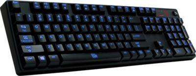 Tt eSPORTS Tastatur Poseidon Z Illuminated - Brown Switch Edition