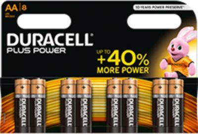 Duracell Batterie Plus Power