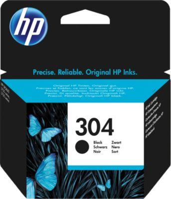 HP Tinte schwarz Nr. 304 (N9K06AE)