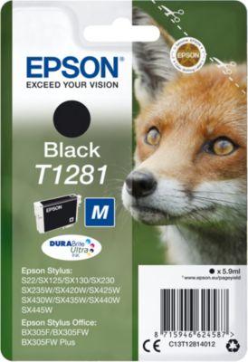 Epson Tinte schwarz T1281 (C13T12814012)