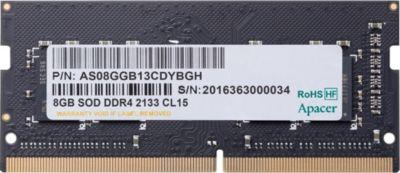 Apacer Arbeitsspeicher SO-DIMM 8 GB DDR4-2133