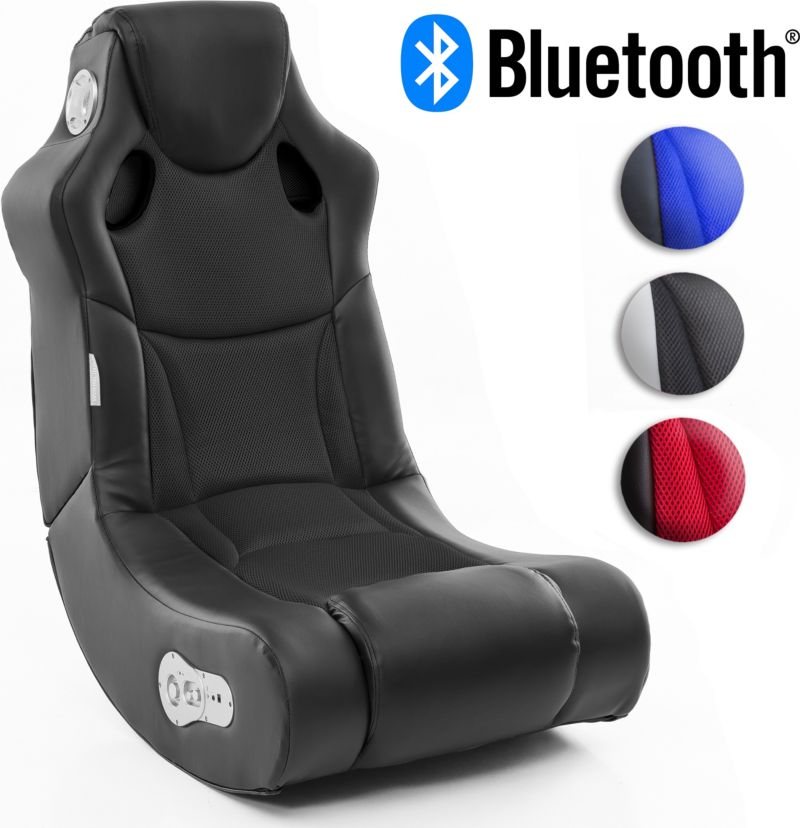 Wohnling BOOSTER Soundsessel 2.1 mit Bluetooth ...