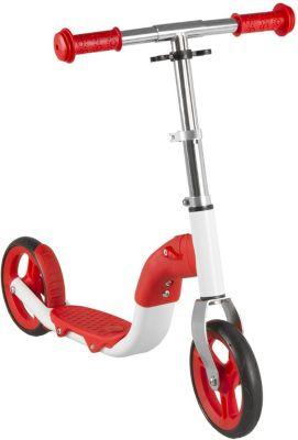 82 M-Wave Lernlaufrad und Roller >Samsa< rot