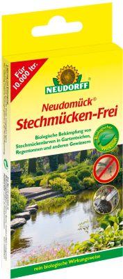 NEUDORFF - Neudomück Stechmücken-Frei, 10 Tabletten
