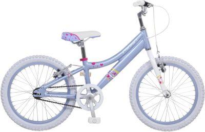 18 Zoll Coyote Stardust Kinderfahrrad MTB Aluminium Mountainbike helllila weiß