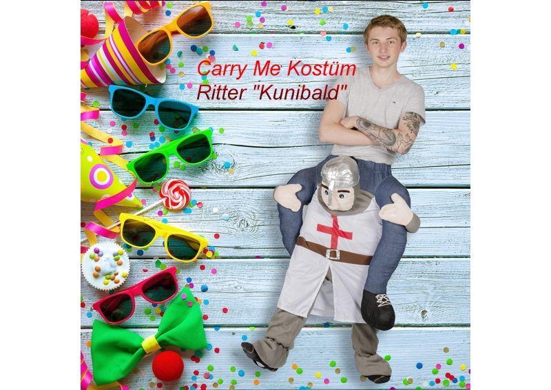 GARDENho.me Carry Me Kostüm Ritter Kunibald Huc...