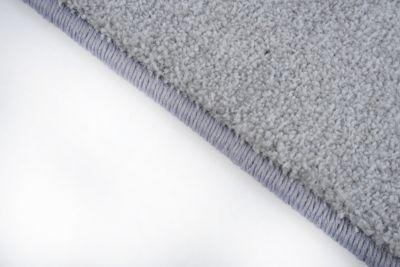 Luxus Teppich Läufer Buffalo grau 67 x 1400 cm