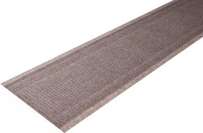 Küchenteppich / Küchenmatte / Teppichläufer Arabo beige 80 x 800 cm