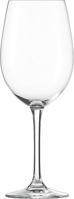 Schott Zwiesel 106226 ´´Classico´´ Rotweinglas / Bordeauxpokal, 645ml, H 25cm, klar (1 Stück)