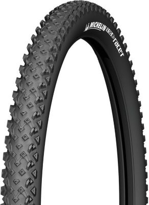 Michelin 277174 27.5´´ MTB-Faltreifen ´´Wild Race`R´´, 27.5x2.10´´ (54-584), schwarz (1 Stück)