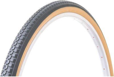 Hutchinson PV692235 City-Reifen ´´Urban´´, Draht, 26x1 3/8´´ 37-590, schwarz/beige (1 Stück)
