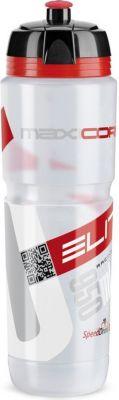 Elite 0102204 ´´Corsa´´ Trinkflasche Maxi, 950 ml, klar/rot (1 Stück)