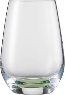 Schott Zwiesel 118761 ´´VINA TOUCH´´ Saftbecher 42, Glas, 385 ml, grün (1 Stück)