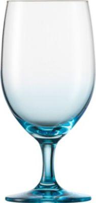 Schott Zwiesel 118767 ´´VINA TOUCH´´ Wasserkelch 32, Glas, 453 ml, blau (1 Stück)