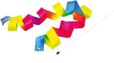 EDUPLAY 130-139 Regenbogen Schwungband, 200 cm lang, bunt (3er Pack)