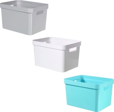 Curver INFINITY Box, 17L, vers. Farben Farbe: Weiß