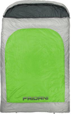 Fridani BG 235D Double - Decken-Schlafsack, 235x150cm, 3900 g, -22°C (ext), -5°C (lim), +1°C (comf)