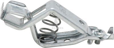 Batterie-Ladeclip für Pluspol 25 A Stahl sendzimirverzinkt 10 Stück