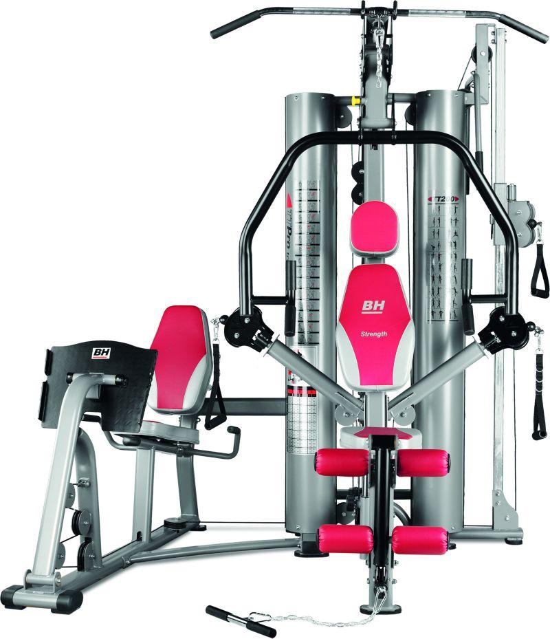 BH Fitness TT200 G157 Kraftstation - Fitnesssta...