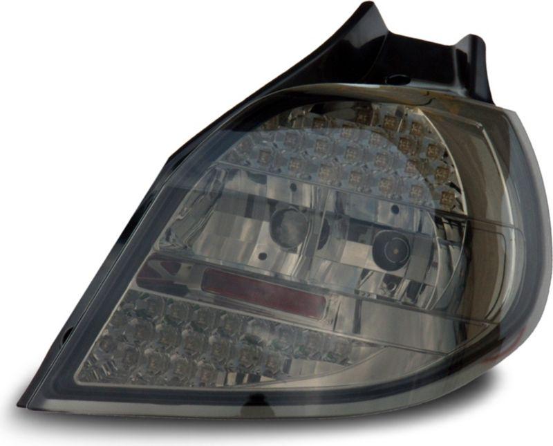 JOM LED Rückleuchten Klarglas schwarz Renault C...