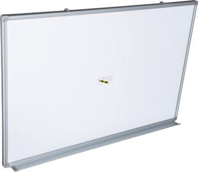 Dynamic Wave Whiteboard Magnettafel mit CLIP Funktion 180x100 cm