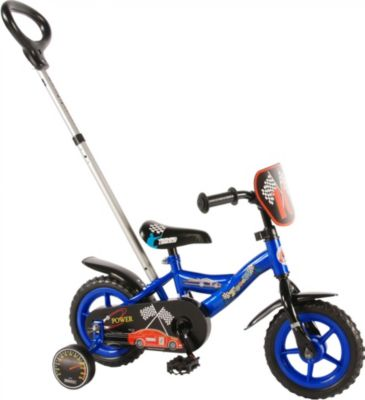 10 Zoll Kinderfahrrad Volare Yipeeh Power S