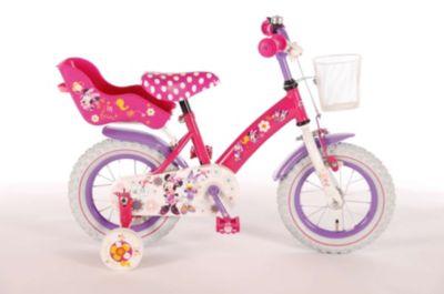 12 Zoll Kinderfahrrad Volare Disney Minnie Bow-Tique