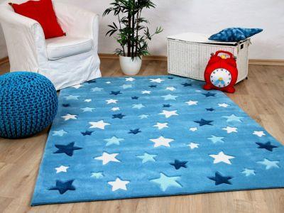 Lifestyle Kinderteppich Sterne... 140x200 cm