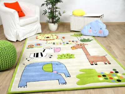 Lifestyle Kinderteppich Happy Zoo... 120x180 cm