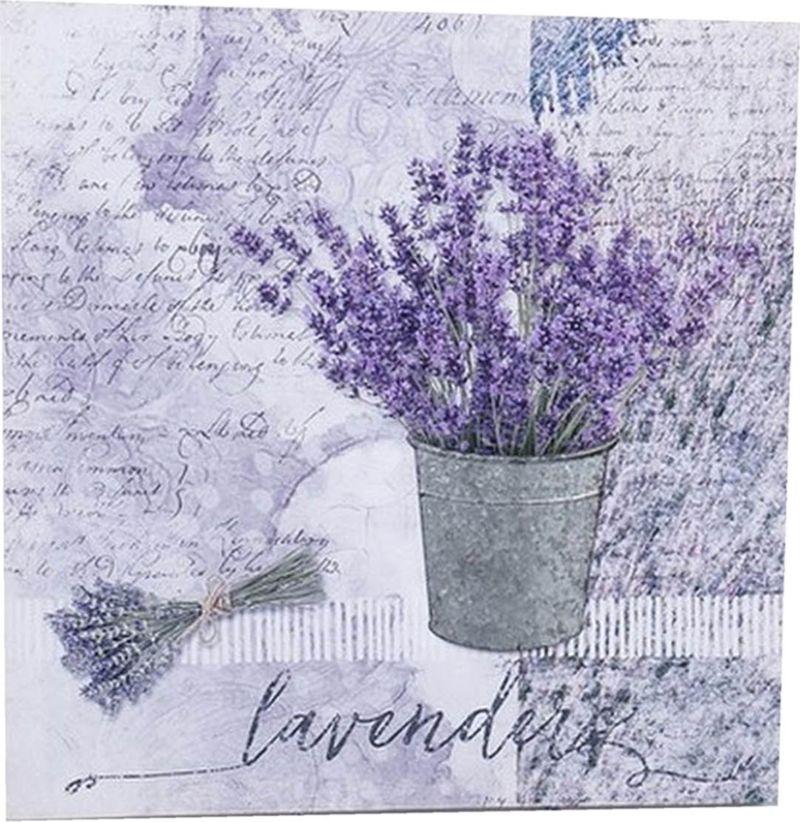 HTI-Line 3D Bild Lavendel