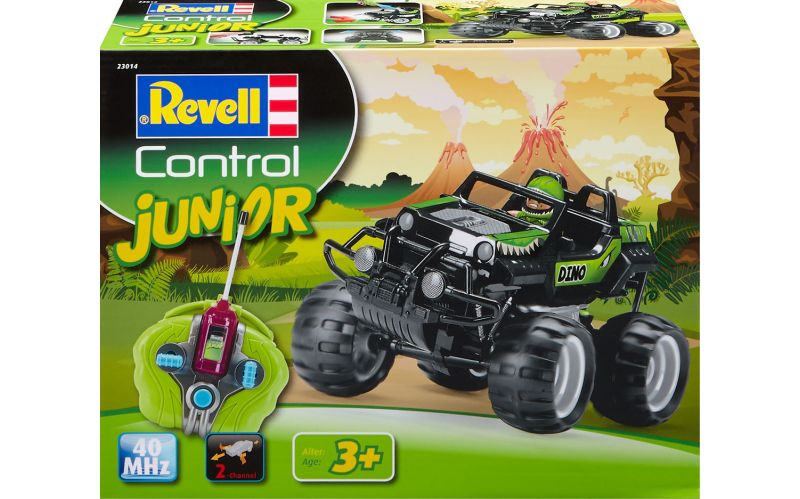 Revell RC Junior Crash Car Dino