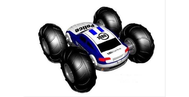 Revell RC Stunt Car Flip Race