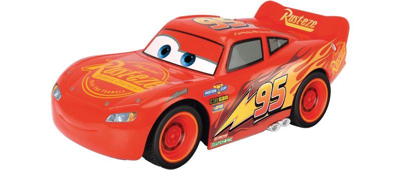 Dickie RC Cars 3 Lightning McQueen Crazy Crash