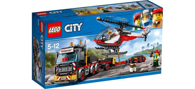 LEGO® City 60183 Schwerlasttransporter, 310 Teile