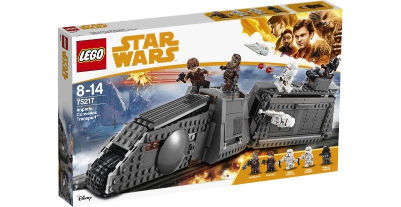 LEGO® Star Wars# 75217 Imperial Conveyex Transp...