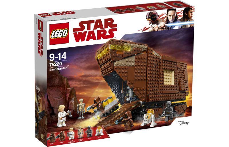 LEGO® Star Wars# 75220 Sandcrawler, 1239 Teile