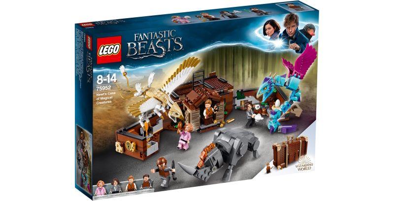 LEGO® LEGO(R) Harry Potter# 75952 Newts Koffer ...